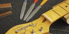 ギターリペア 画像