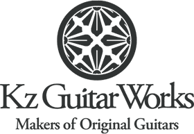 Kz Guitar Works Logo