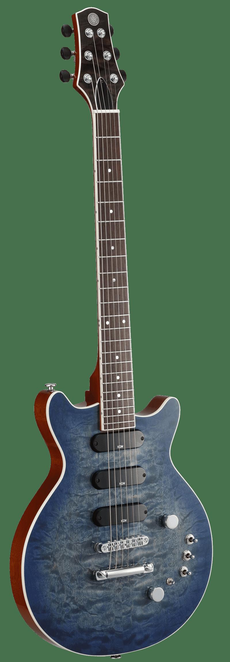 Kz Guitar Image
